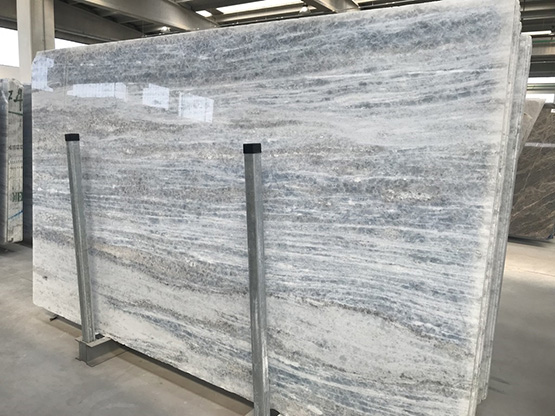 Granite and Marble Slabs at Millennium Granite and Marble Showroom Fort Lauderdale