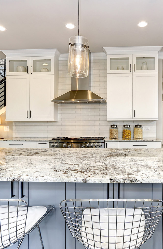 Granite Kitchen Countertop in Fort Lauderdale