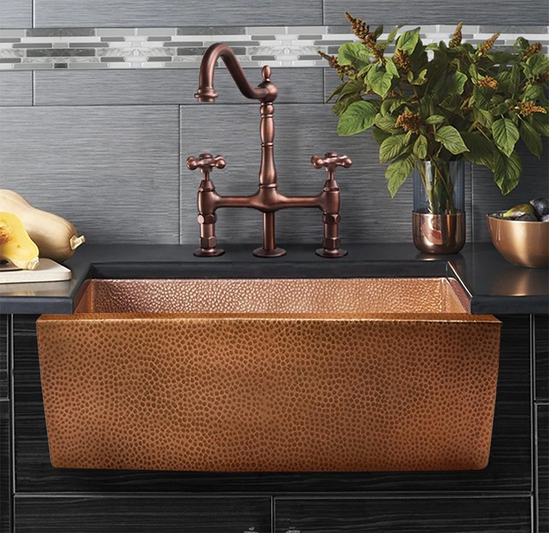 Copper Kitchen Sink Boca Raton